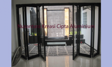 Mendesain Rumah Minimalis Dengan Kusen Aluminium