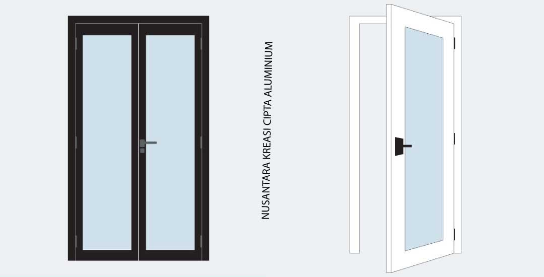 Material Pintu Untuk Desain Rumah Minimalis