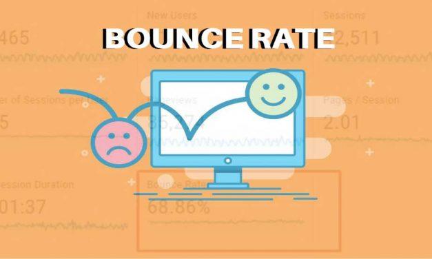 Mengenal dan Cara Mengelola Bounce Rate