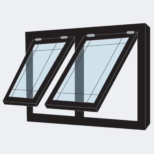Penggunaan Jendela Aluminium Untuk Hunian Minimalis