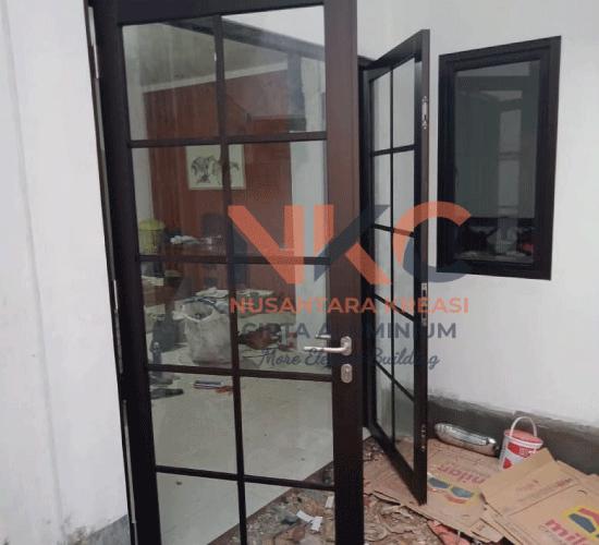 Spesialis Pintu Aluminium Berkualitas di Tangerang