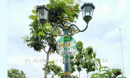 Distributor Tiang dan Lampu Klasik Terpercaya