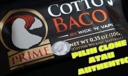 Bedanya Cotton Bacon Authentic Dan Clone