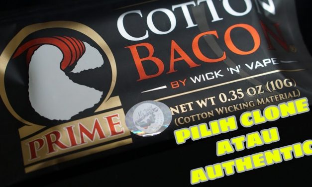 Bedanya Cotton Bacon Authentic Dan Clone