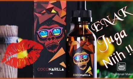 LIquid Freebase Rekomendasi Coconarilla