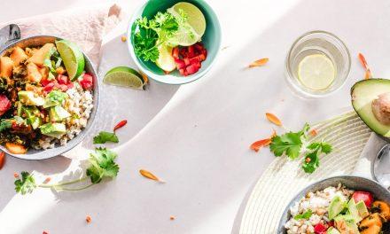 Hidup Sehat dengan Makanan pilihan