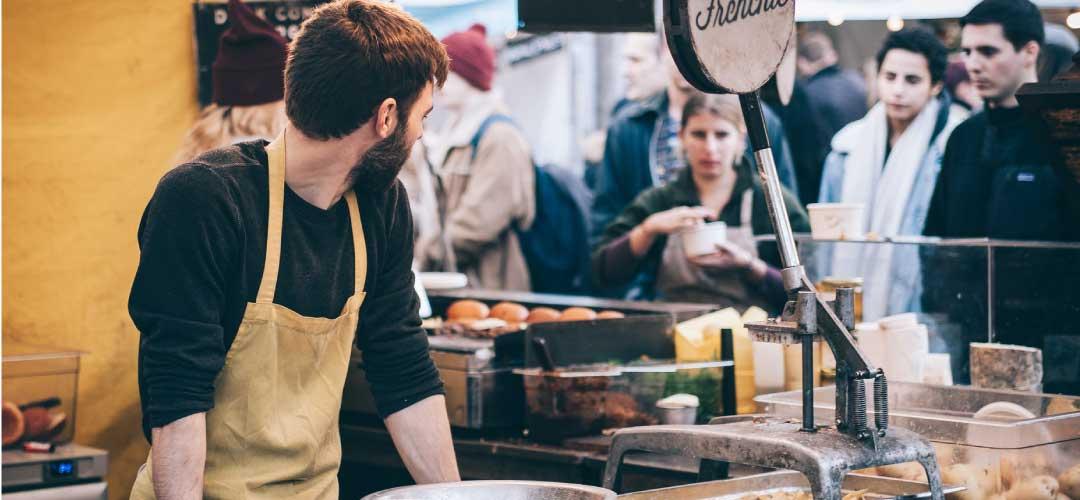 Bisnis Makanan Online Rumahan
