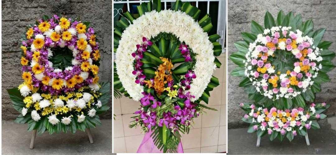 Rangkaian Bunga Krans Murah dan Unik