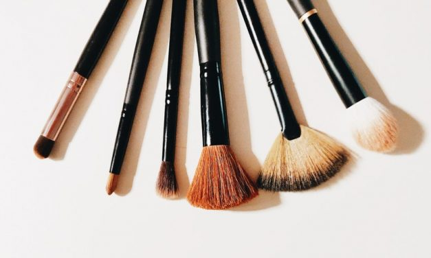Use of the Make Up Brush