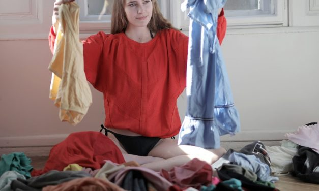 Cara menghilangkan Jamur Pakaian
