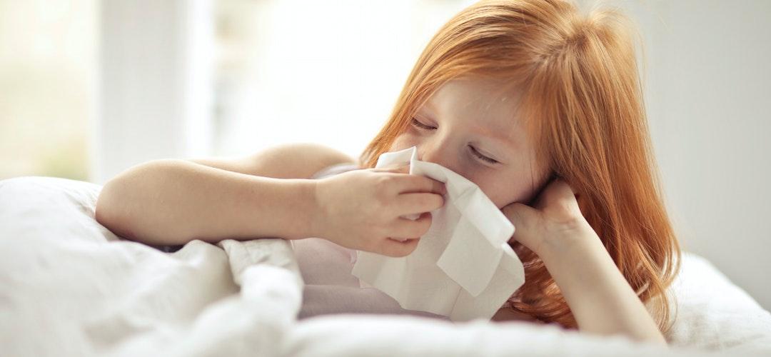 Cara Mengatasi Flu pada Anak